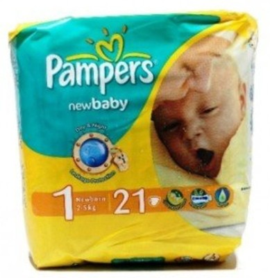 Pampers New Baby 2 - 5 Kg - Medium
