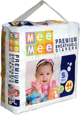 Mee Mee Premium Breathable Diapers - Small