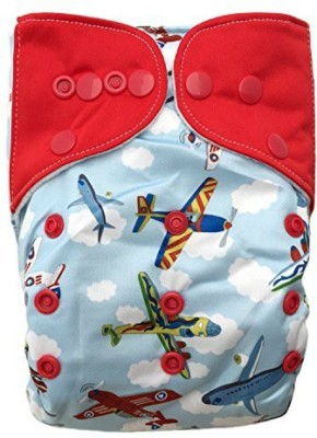HappyEndings Eco Diapers Cbballoons - Medium