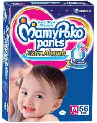 Mamypoko Disposable Diaper - Medium
