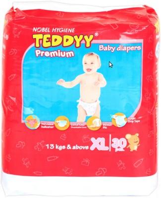 Teddyy Premium Baby Diapers - Extra Large