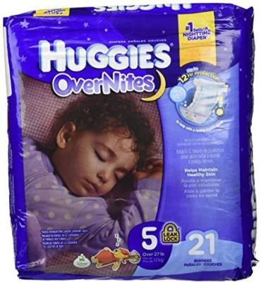 Huggies Overnites Diapers - Large