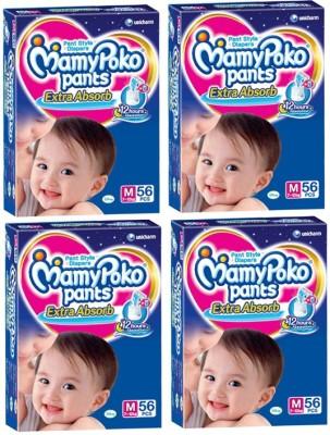 Mamy Poko Extra Absorb - Medium