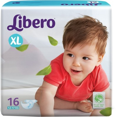 Libero Disposable Baby Diapers - Extra Large