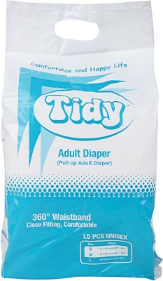Tidy Pull Up Adult Diaper - L