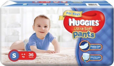 Huggies Ultra Soft Pants - S(36 Pieces)