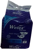 Wetex Adult Diapers Supreme - M (10 Piec...