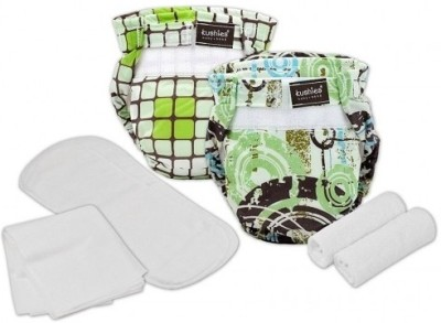 Kushies Ultra-Lite Infant Diaper Trial Pack Neutral - Infant