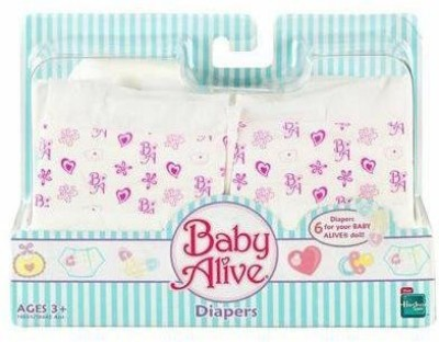 Hasbro Baby Alive Diapers