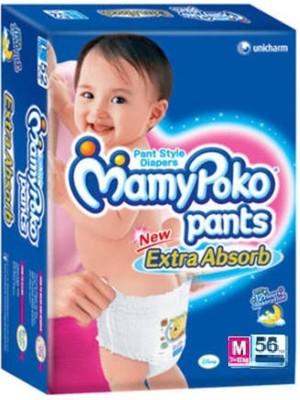 Mamy Poko Pants Pant Style Diapers - Medium