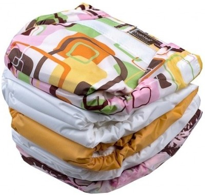 Kushies Ultra-Lite Infant Diaper Trial Pack - Girls - Infant