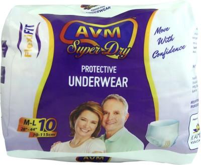 AVM SUPER DRY Adult Pull Ups - Medium