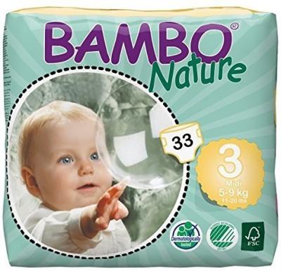 Bambo Nature Premium Baby Diapers - Medium