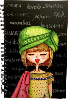 Baar Baar Dekho A5 Notebook