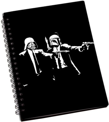 Elvish A5 Notebook