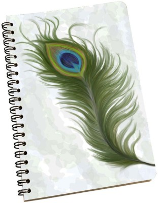 meSleep A5 Notebook(Peacock NBA5-01-231, Multicolor)