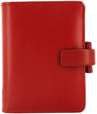 Filofax Metropol Mini Red Organizer Journal