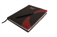 COI A4 Diary(EXECUTIVE RED AND BLACK DIARY 2017 WITH PEN, RED AND BLACK) best price on Flipkart @ Rs. 499