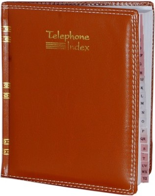 Ananda sales B5 Telephone Diaries(Telephone Index, Multicolor)