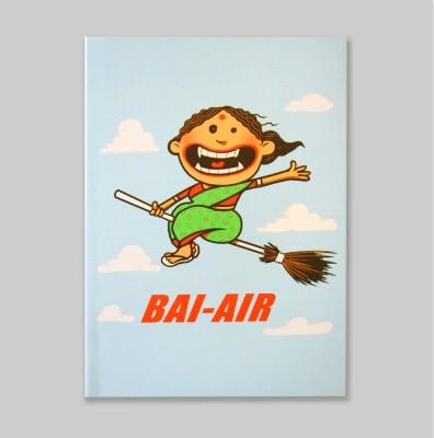 Chimp Bai-Air A6 Notebook Hard Bound