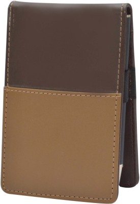 Knott Pocket-size Note Pad(Calculator Diary, Brown, Pack of 3)