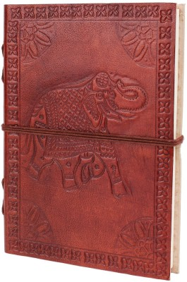 Store Indya Leather Regular Diary Hard B...