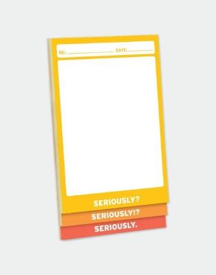 Mufubu Regular Note Pad