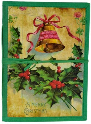 Craft Play Regular Journal(Christmas Bell, Multicolor)
