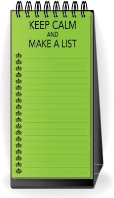 Nourish Regular Planner/Organizer