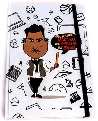 Bollybuffs A5 Notebook
