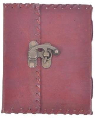 Pinnacle B7 Journal(C Lock Leather, Tan)