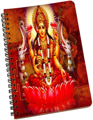 meSleep A5 Notebook(Religious NBA5-01-147, Multicolor)