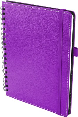 Ecoleatherette A5 Notebook