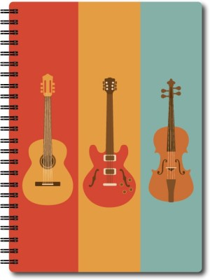Nourish A4 Notebook
