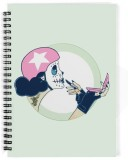 The Fappy Store A5 Notebook (Drag Strip ...
