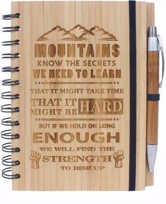 Woodgeek Regular Notebook