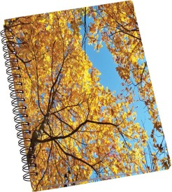 Amy Green Executive 5 Subject A5 Notebook Spiral Bound
