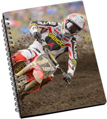 Rangeeleinkers A5 Notebook