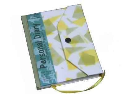 Creates & Designs A5 Diary