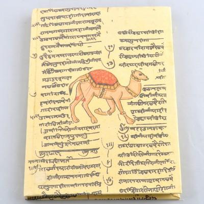 Capra Book-size Notebook
