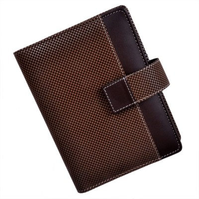 Archies Book-size Organizer(Brown Organiser Diary, Brown)