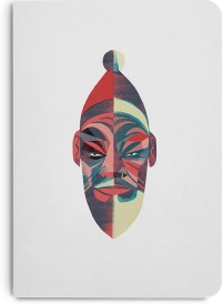 DailyObjects Nonplussed Inuit A5 Notebook Paper Back
