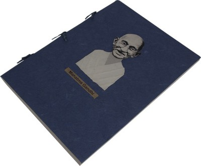 Eternal Gandhi Regular Notebook