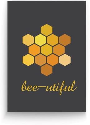 Goodwork A5 Notebook(Bee-utiful, Black)