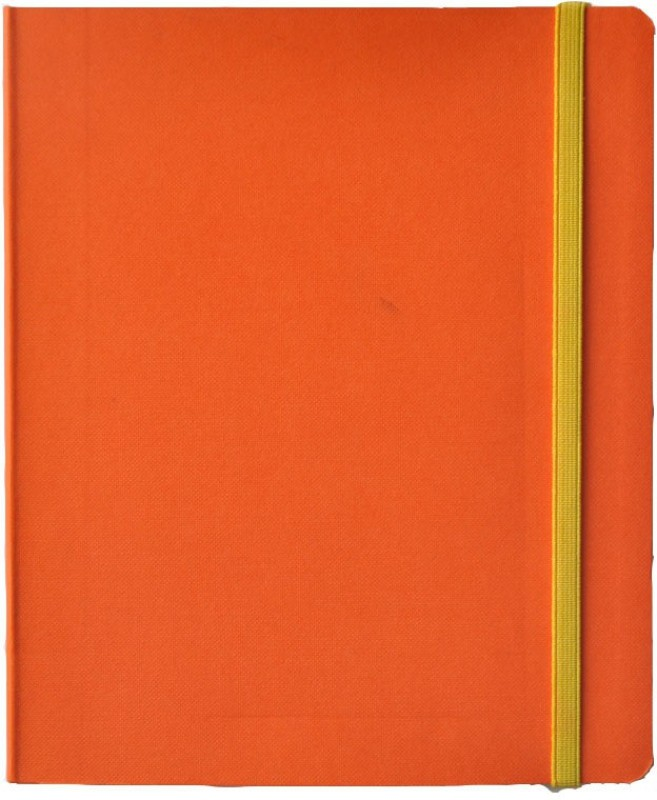 Karunavan Regular Journal(2015, Orange)