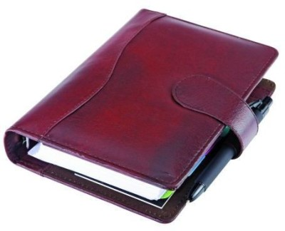 Stylo Junction A4 Organizer(Business Organiser, Red)
