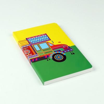 Letternote A5 Notebook