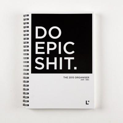 Letternote A5 Planner/Organizer