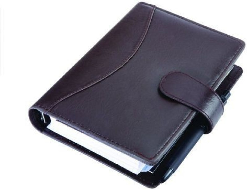 Stylo Junction A4 Organizer(Business Organiser, Brown)