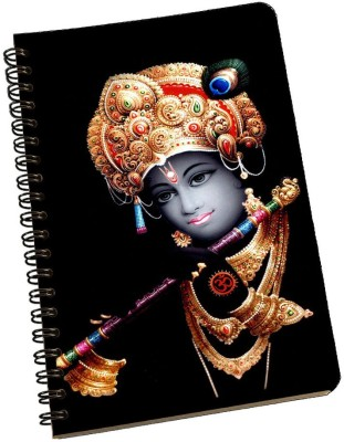 meSleep A5 Notebook(Krishna NBA5-01-212, Multicolor)